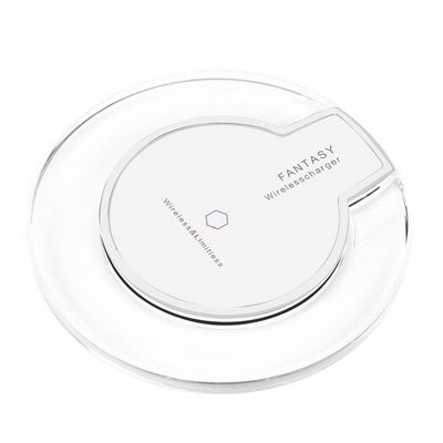 Qi Wireless Charger Charging Pad for Samsung Galaxy S6 S7 Edge S8 S8+ S9 Plus