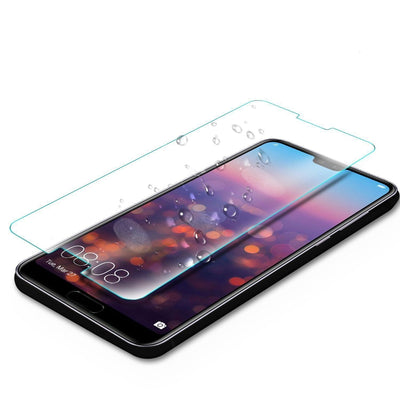 2X Tempered Glass Film Screen Protector Guard For Huawei P20 Pro Lite Nova 3E 3i