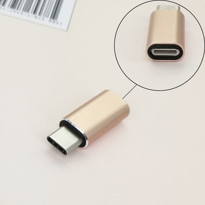 Lightning To Type C Adapter USB C Male To Apple Female 8 Pin Samsung Oem Kay