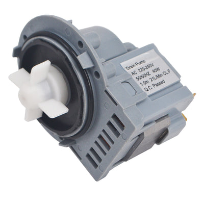 240V Washing Machine Drain Pump For Samsung WF7708N6W1/XSA WF8750LSW/XSA WT-H755
