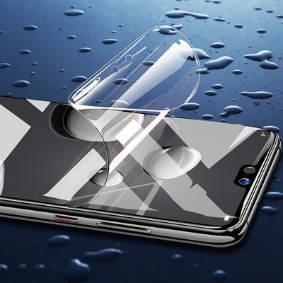 For Huawei P20 Lite / Nova 3e HYDROGEL AQUA FLEX Full Cover Screen Protector