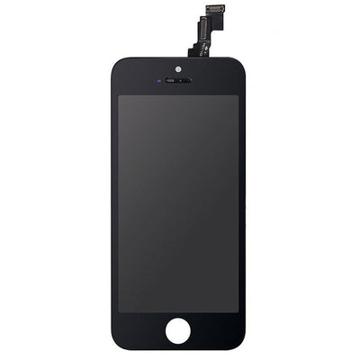 iPhone 5C LCD Screen replacement Digitizer Assembly Front Panel Black+Tools
