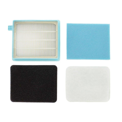 Filter Replacement Kit for Philips PowerPro Compact FC8058/01 FC8649 FC8646