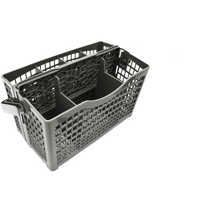 2 In 1 Dishwasher Cutlery Basket For Delonghi LG Samsung Bosch Domain Kleenmaid