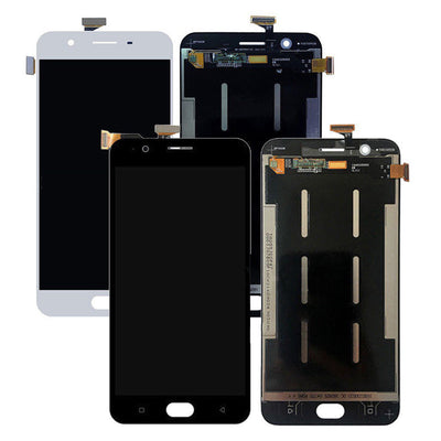 Replacement LCD Display Touch Screen Digitizer Assembly Frame for Oppo F1s A59