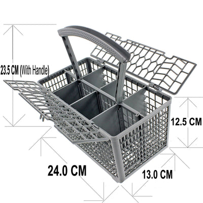Dishwasher Cutlery Basket For Fisher & Paykel Haier HDW12-SFE1SS HDW12-TFE3SS
