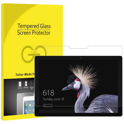Tempered Glass LCD Screen Protector Guard For Microsoft Surface Pro 4 5 6