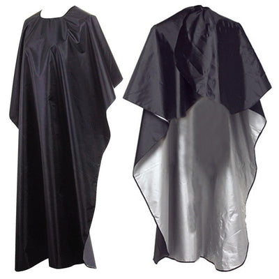 Hair Cutting Cape Hairdressing Nylon Styling Pro Salon Barber Gown Cloth