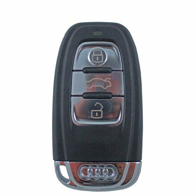 Audi A3 A4 A5 A6 A8 Q5 Q7 TT LINE RS 3 Button Remote Key Shell/Case/Fob/Housing