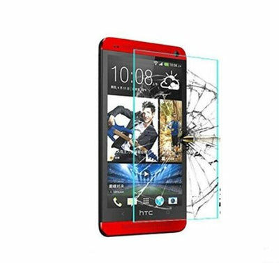 LCD Tempered Glass Screen Protector Film For HTC One M9 Plus M8 M7 Mini X9 10