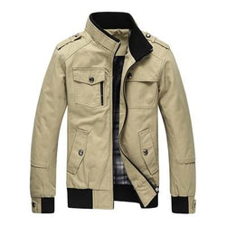 Men's Jacket Spring Army Military Jacket