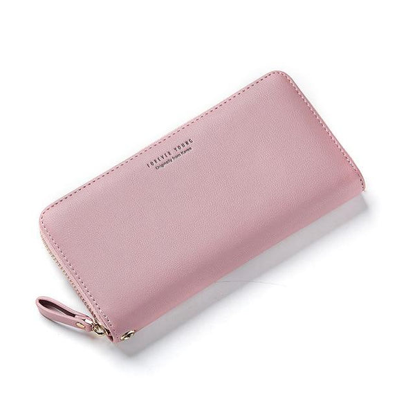 Women Long Clutch Wallet Large Capacity