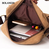 High Quality Brand Men Casual Shoulder Bags