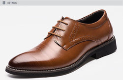 High Quality Genuine Leather Oxfords Shoes
