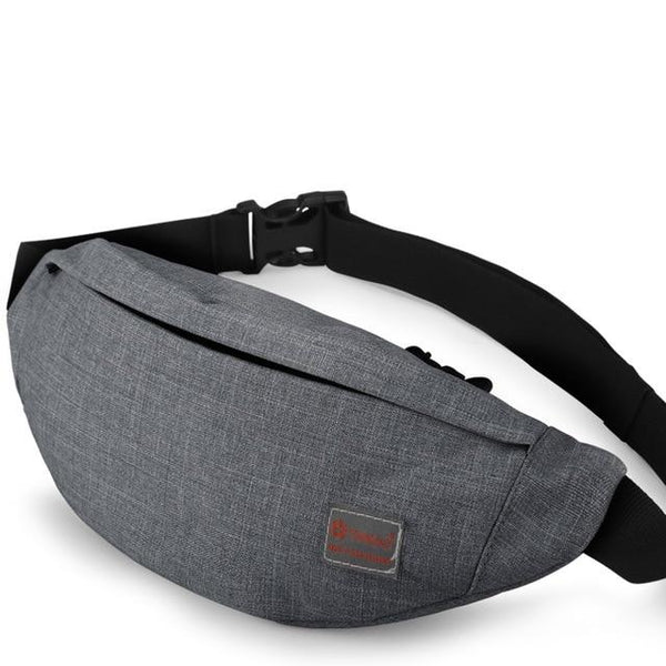 Men Functional Waist Bag