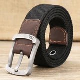 See-Mart.com Black 1 / 110cm Military outdoor tactical belt for Men & Women