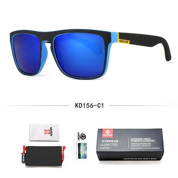 See-Mart.com C1 / Polarized With Box Polarized Sunglasses Men Classic Design