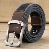 See-Mart.com Wide black stripe 1 / 110cm Military outdoor tactical belt for Men & Women