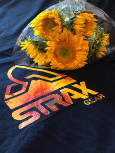 Strax Sunflower Sustainable T-Shirt