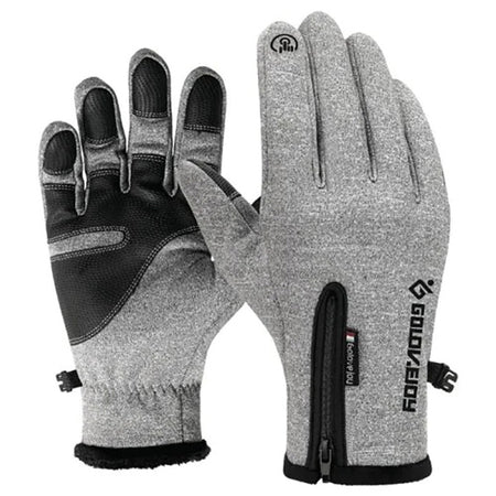 Outdoor Climbing Riding Screen Touching Gloves for Winter