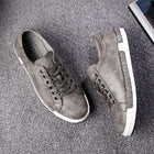 Men Casual Sneakers Flat PU Sneakers