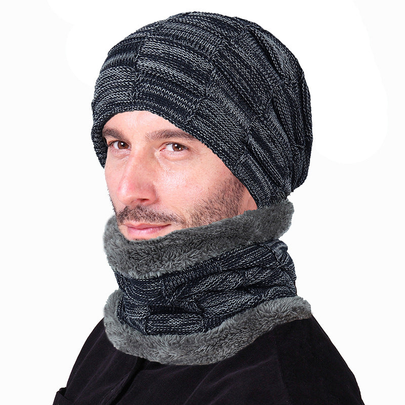 Simple Winter Knitted Hats