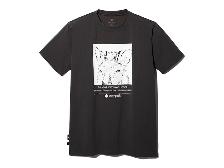 TT2110-TS01 & TT2110-TS02 / Graphic Tshirt Japanese Serow