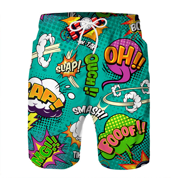 Boy & Dad Beach Shorts