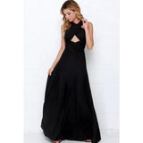 Bridesmaid Multiway Dresses Wedding Party Black Color