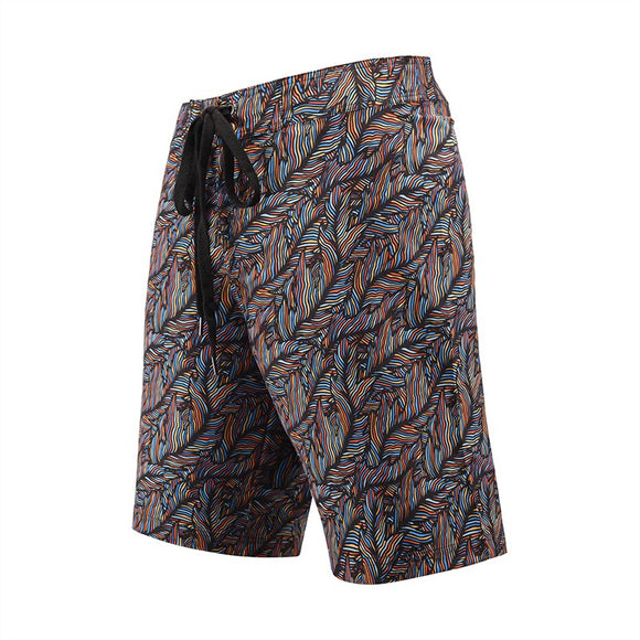 Men's Beach Board Shorts Art Pattern Swimming Pants