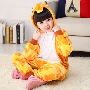 Child Romper Giraffe Costume for Kids Onesie Pajamas for Girls Boys