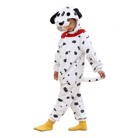 Kids Animal Onesie Sporty Dogs Pajamas for Boys and Girls