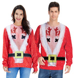Ugly Christmas Sweater Crewneck Sweatshirt
