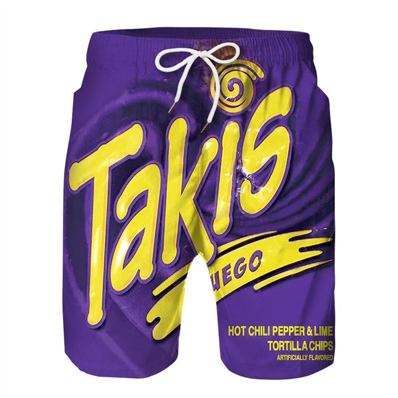 Takis Beach Board Shorts