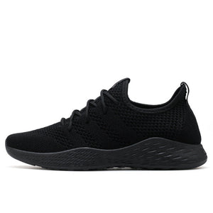 Men Breathable Sneakers Mesh Shoes