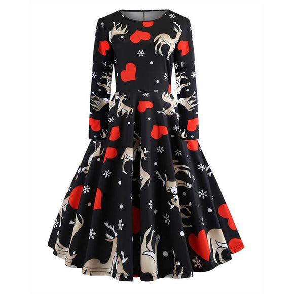 Christmas Dresses Women Dress