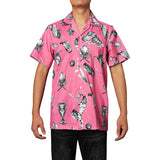 Men's Hawaiian Shirts Sports Printing