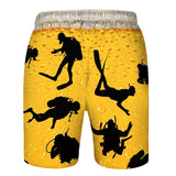 Beer Beach Board Shorts