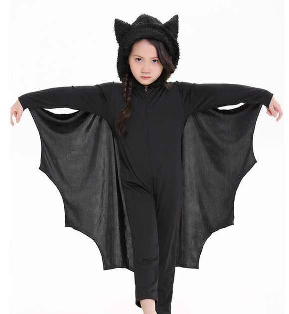 Halloween Costumes Cosplay Batman Clothing for Kids
