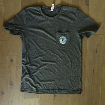 Coffee Geek Pocket T