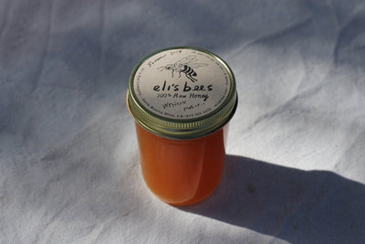 Eli's Bee Company Honey - 8oz Jar