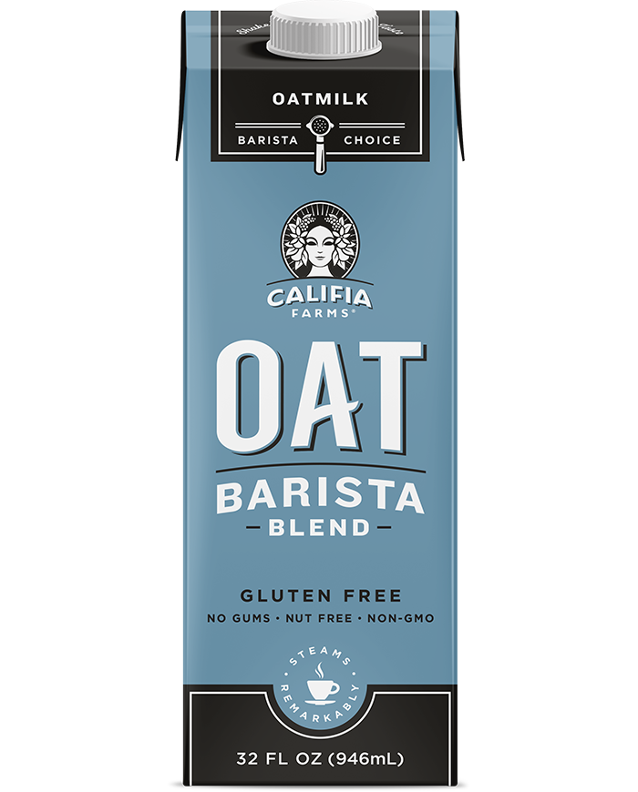 Oat Milk - Califia Farms Barista Blend - 32oz