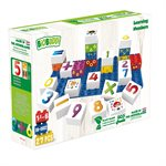 Biobuddi Numbers Learning Set, numbers