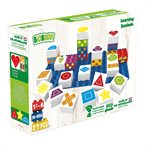 BioBuddi's Shapes Learning Set, shapes and symbols