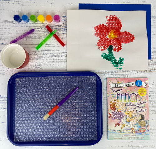 Bubbles Painting Kit