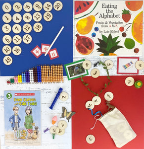 The Cursive Kindergarten Readiness Kit