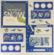 Winter Card Crafting Kit