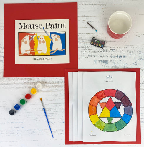 Color Theory Art Kit