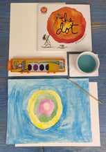 "Watercolor Kit with ""The Dot"""