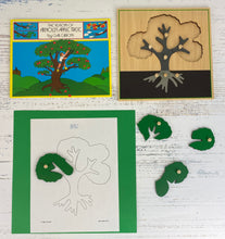 Tree and Leaves Botany Kit